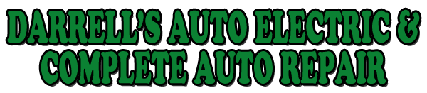 Darrell's Auto Electric & Complete Auto Repair